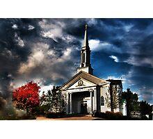 St Jude Church Photographic Print