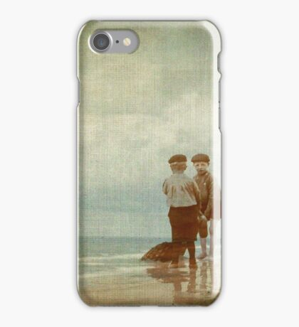 Looking for Fossils iPhone Case/Skin