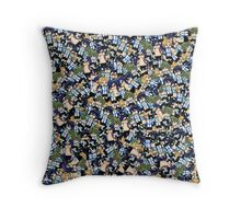FREE! Iwatobi swim club-chibi Throw Pillow