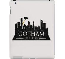 Gotham (The Cities of Comics) iPad Case/Skin