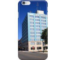 Springfield, Missouri - Woodruff Building iPhone Case/Skin
