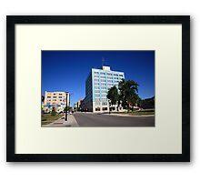 Springfield, Missouri - Woodruff Building Framed Print