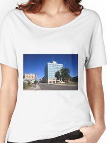 Springfield, Missouri - Woodruff Building Women's Relaxed Fit T-Shirt