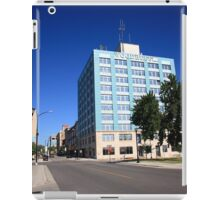 Springfield, Missouri - Woodruff Building iPad Case/Skin