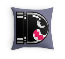 Bonzai Bill Throw Pillow