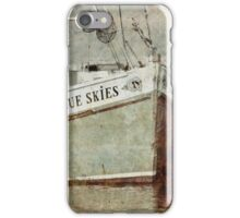 Provincetown Harbor... iPhone Case/Skin