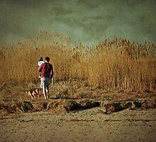 As We Walked in Fields of Gold... by Karen  Helgesen
