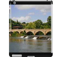 Bridge over the River iPad Case/Skin