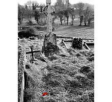 Irish Sadness Photographic Print