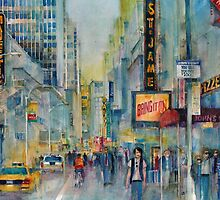 Broadway - St. James - Bring it on Home by Dorrie  Rifkin