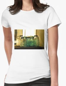 Old Glass Jars and Bottles T-Shirt