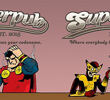 Cheers to Superpub by Monstermike