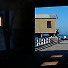 Queenscliff, Historic Pier by Joe Mortelliti