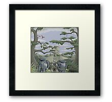Expedition Framed Print