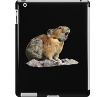 Pika Howling iPad Case/Skin