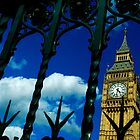 Big Ben by Ines Mihalji