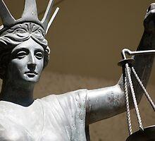 Justice by raeallen