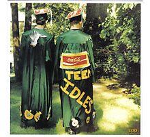 TEEN IDLES - 1980 DEMO Photographic Print