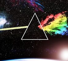 Pink Floyd Dark Side by xcookx