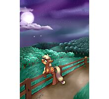 Applejack Cries on the Inside Photographic Print