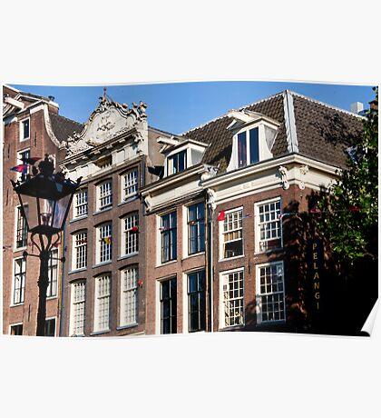 Dutch Architecture Poster