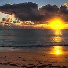 Coronation Beach sunset, WA by BigAndRed