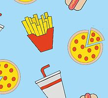 Junk Food by valleone