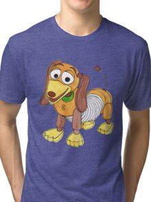 The Slinky Dog Tri-blend T-Shirt