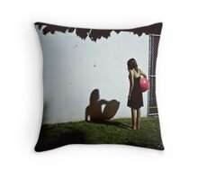Inflatable Comfort  Throw Pillow