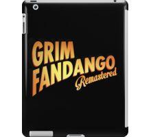 Grim Fandango Remastered iPad Case/Skin