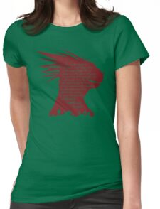 ES: Who are the Argonians? Womens Fitted T-Shirt