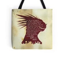 ES: Who are the Argonians? Tote Bag