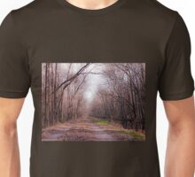 A Road to Somewhere Unisex T-Shirt