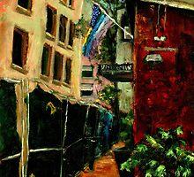 Camac Alley by Monica Vanzant
