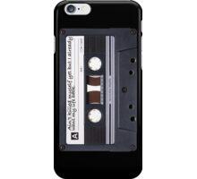Cassette Accessories  iPhone Case/Skin