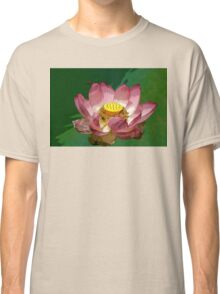The sacred lotus Classic T-Shirt