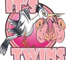 It's Twins - Girls by MontanaJack