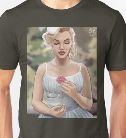 Flowergirl (No Grain) Unisex T-Shirt
