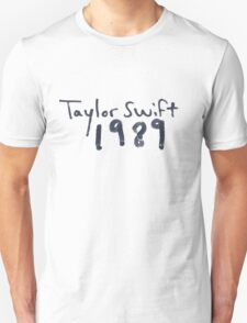 taylor swift 1989 Unisex T-Shirt