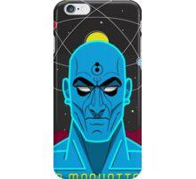 Dr Manhattan iPhone Case/Skin