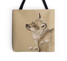 Baby Fox Tote Bag