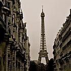 Paris, Step Back in Time by calvinincalif