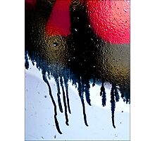 Urban Red Back Photographic Print