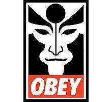 Obey Amon Photographic Print