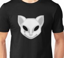 EdwardVapid Cat Mask Unisex T-Shirt