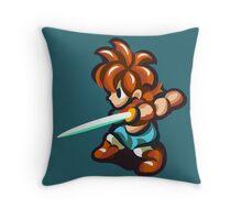 Chrono Ready! Throw Pillow