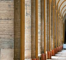 Columns And Arches by phil decocco