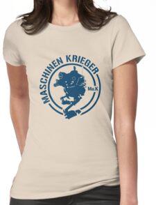 Maschinen Krieger - Ma. K Womens Fitted T-Shirt