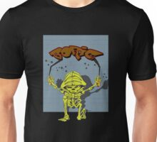 Boric Street Artist Unisex T-Shirt