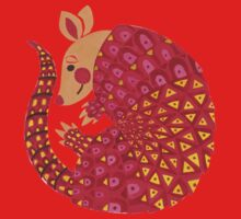 The Ethnic Armadillo Baby Tee